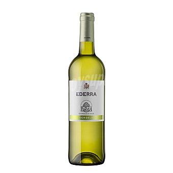 Ederra Vino blanco verdejo D.O. Rueda Botella de 75 cl