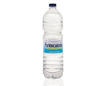 Fontecabras Agua mineral natural Botella de 1,5 litros