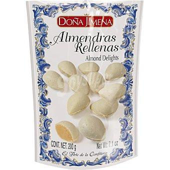 Doña Jimena Almendras rellenas Bolsa 200 g