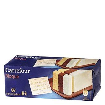 Carrefour Helado 3 sabores 1 l