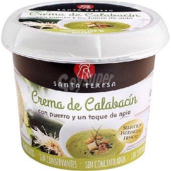 Santa Teresa crema de calabacín envase 280 g