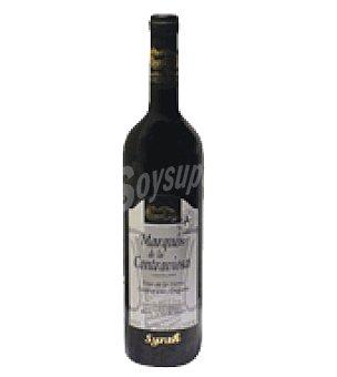 Marqués de la Contra Vino tinto Syrah 5 meses barrica 75 cl