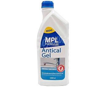 MPL Antical gel para griferías y sanitarios 1000 ml