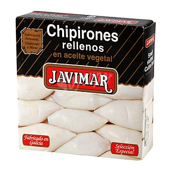 Javimar Chipirones rellenos en aceite 195 g