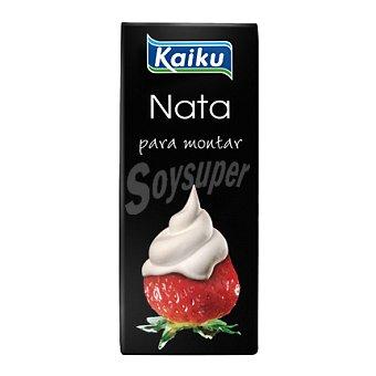 Kaiku Nata para montar Brik 200 ml
