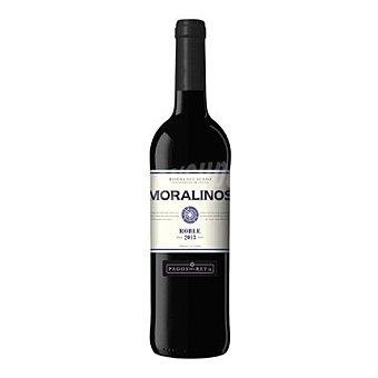 Moralinos Vino D.O. Ribera del Duero tinto roble 75 cl