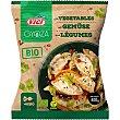 Gyoza dumplings con verduras Bolsa 400 g Vici