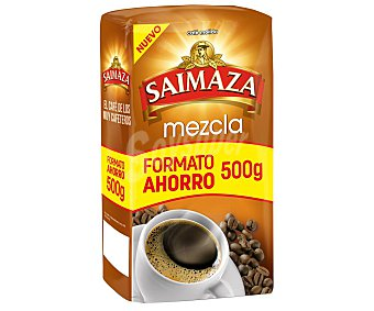 Saimaza Café molido mezcla 2 paquetes de 250 g