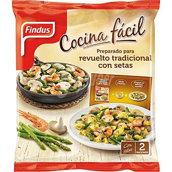 Findus Casi listo revuelto tradicional de setas Bolsa 300 g