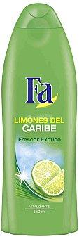 Fa Gel limones del Caribe 550 ml