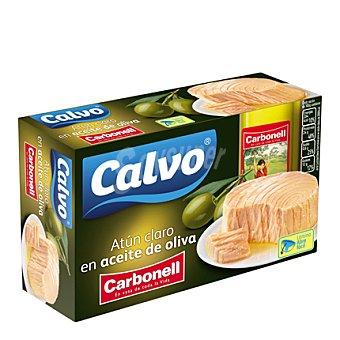 Calvo Atún claro en aceite 75 g
