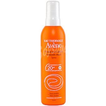 Avène Protector solar F30 Spray 200 ml