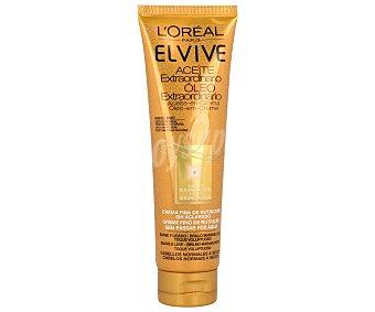 Elvive L'Oréal Paris Aceite capilar en crema, sin aclarado 150 mililitros