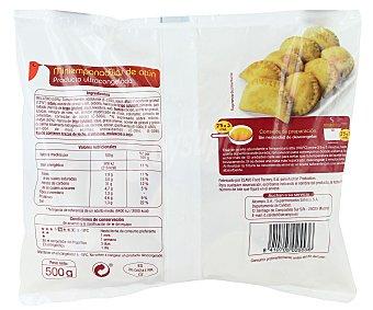 Auchan Mini empanadillas de atún 500 gramos
