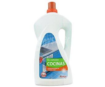 Auchan Limpiador para cocinas en gel 1,5 litros