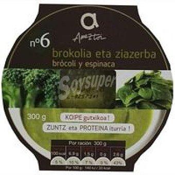 Ameztoi Crema de brócoli-espinaca 300 g