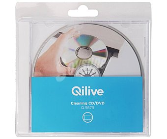 Qilive Limpiador de cd/dvd qilive