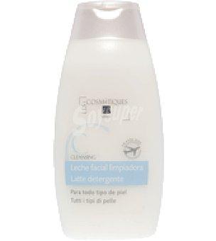 Les Cosmetiques Leche limpiadora facial formato de viaje 50 ml
