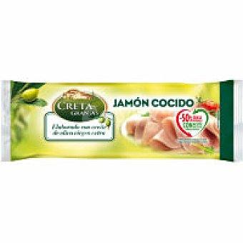 Creta Granjas Jamón cocido mini 380 g