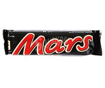 Mars Barrita chocolate con caramelo 51 Gramos