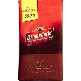 Dromedario Café molido mezcla 50-50 Paquete 250 g