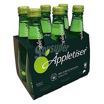 Appletiser Zumo manzana 100% Pack 6 x 27,5 cl