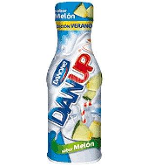 Danone Yogur líquido danup melón Botella de 575 ml