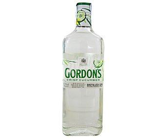 Gordon's Ginebra crisp cucumber Botella de 70 cl