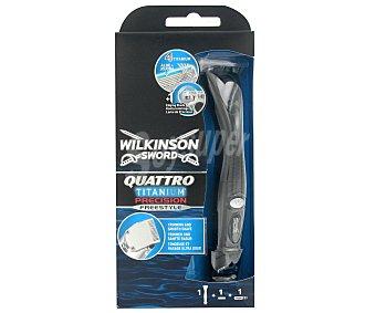 Wilkinson Maquinilla Depilar Titanium Quattro 1u