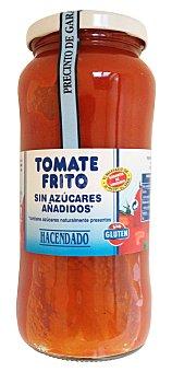 Hacendado Tomate frito sin azucar añadido Tarro 560 g
