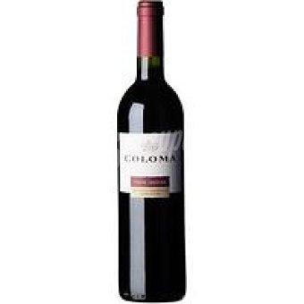 Coloma Vino Tinto Garnacha Roja Botella 75 cl