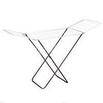 Eroski Tendedero metal plegable con alas