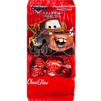 Cars Huevos Chocolate 140g