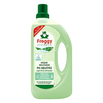 Froggy Limpiador concentrado ph neutro Botella 1 litro