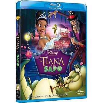 Tiana y El Sapo Blu-Ray