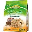 Il Biscotto galletas de teff y trigo sarraceno sin gluten bolsa 200 g bolsa 200 g FARABELLA