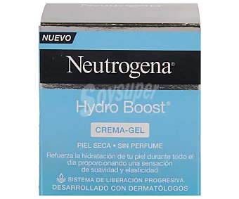 Neutrogena Crema facial hidratante especial para piel seca 50 mililitros