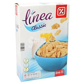 DIA Cereales en copos de arroz y trigo integral 500 gr 500 gr