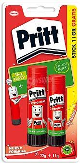 Pritt Pritt Barra Adhesiva 22 + 11gr 33 g