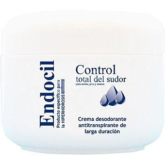 ENDOCIL Desodorante en crema antitranspirante de larga duración Tarro 100 ml
