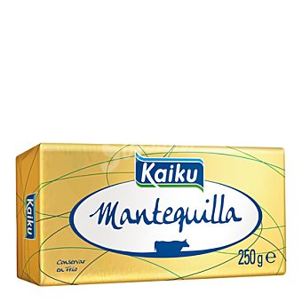Kaiku Mantequilla extra 250 g