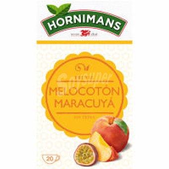 Hornimans Infusión sabor melocotón Caja 20 sobres