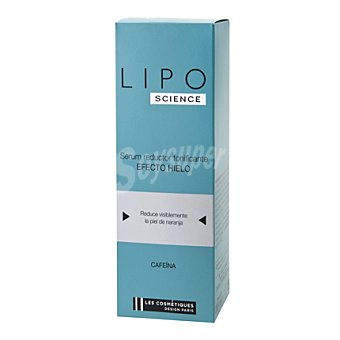 Les Cosmétiques Serum reductor tonificante Efecto Hielo - Lipo Science 200 ml
