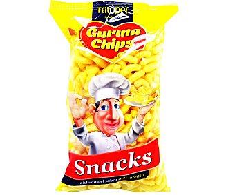 Fritoper Snack de gusanos de maíz Bolsa de 130 g