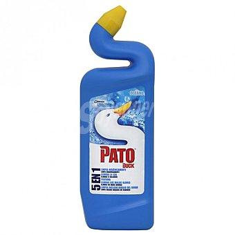 Pato Limpiador wc baño azul 750 ml