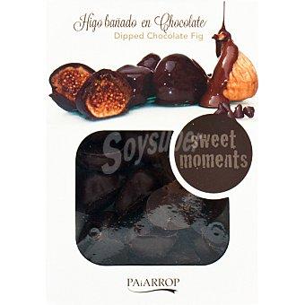PAIARROP Higo bañado en chocolate Bandeja 200 g