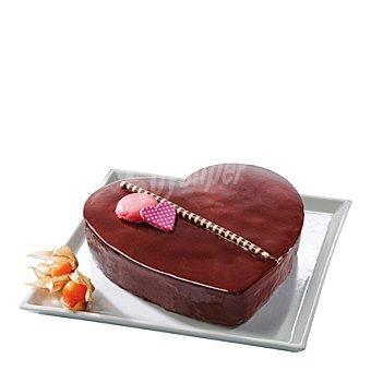 Corazón de chocolate 450 g
