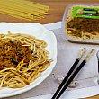 Noodles con verduras al estilo Biomenú 280 g Oriental