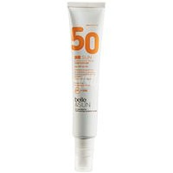 Belle Crema facial solar Tubo 50 ml