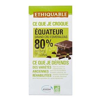 Ethiquable Chocolate negro extra 100 g